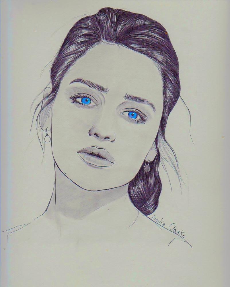 Emilia Clarke by judith2